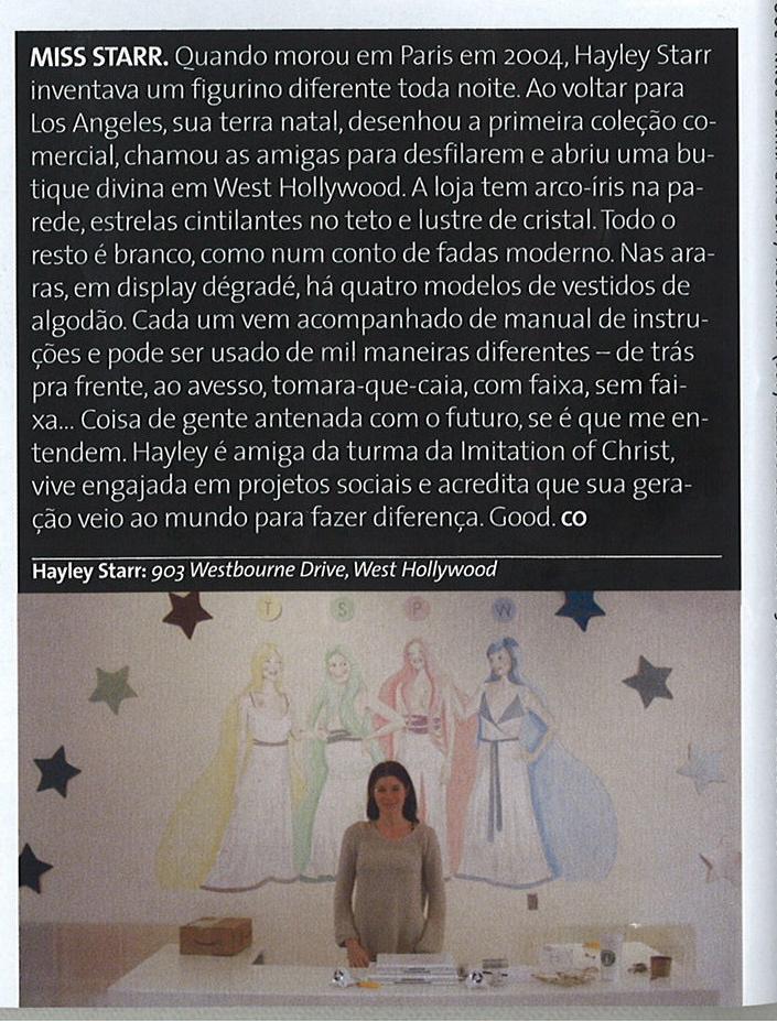 Brazilian Vogue (2005)