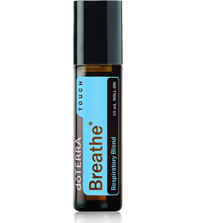 BREATHE ROLL-ON - When I need to catch my breath and relax, I Love this clearing peppermint roll-on. Magical tip: apply to the back of the neck to feel for an instant cool off. Awesome for summer heat! Click here for link and to discover more healing plant-based products!