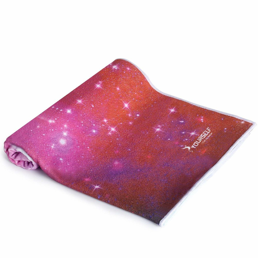 Ultra-absorbent Yoga Towel