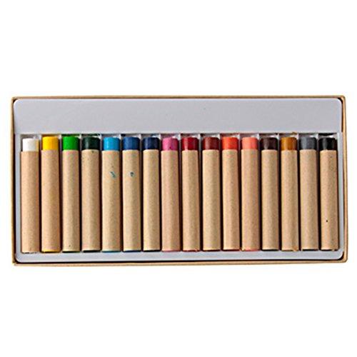Muji Painted Fabric Crayons
