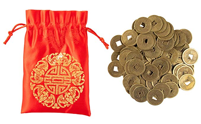 Chinese Feng Shui Coins