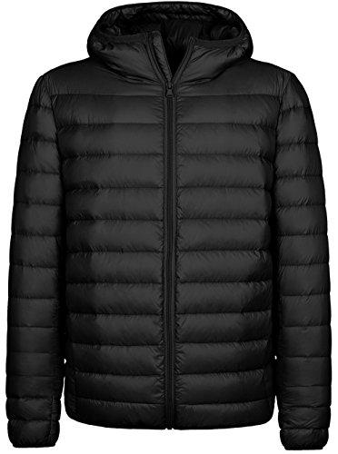 Puffer Jacket (Black)