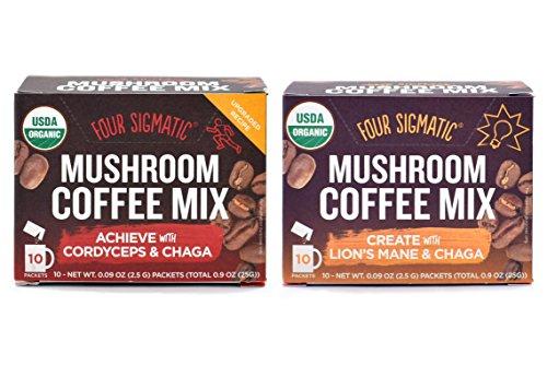 Mushroom Coffee Mix