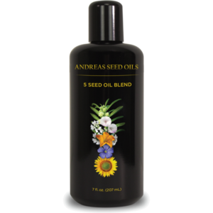 Andrea's 5 Seed Oil Blend