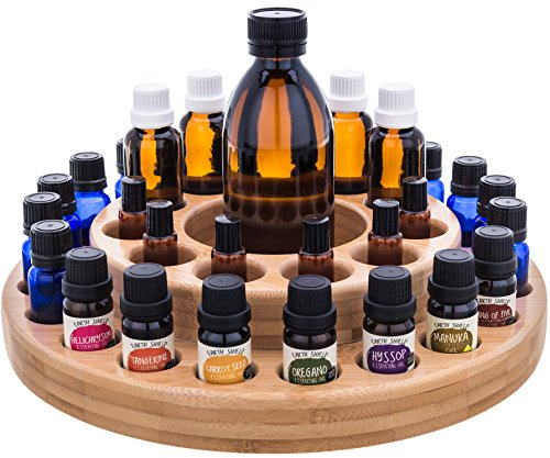 Wooden Essential Oil Collection