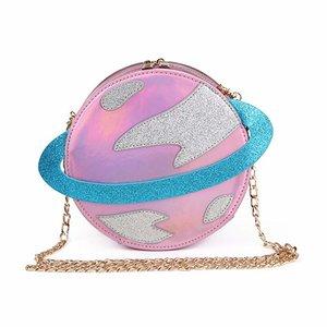 Circular Planet Party Bag