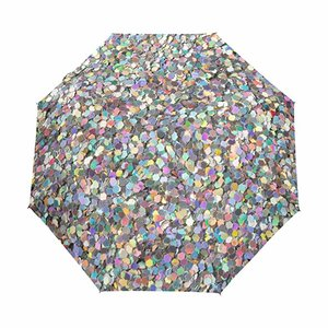 Holographic Glitter Backpack