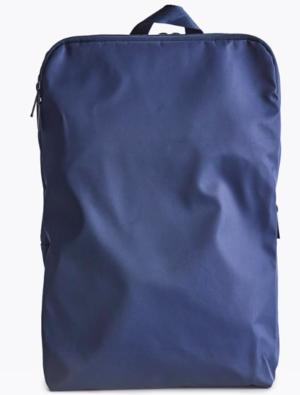 Simple Backpack in Blue