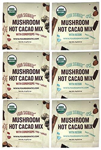 Mushroom Hot Cacao Mix