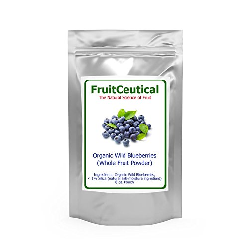 FruitCeuticals Organic Blueberry Powder