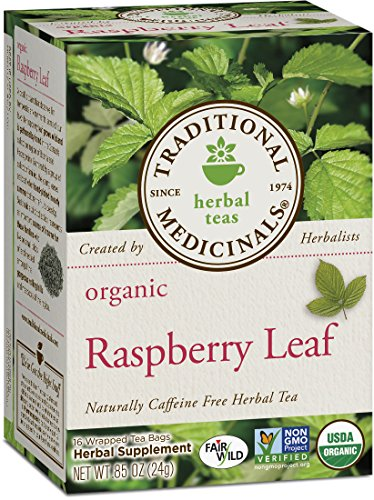 Organic Raspberry Leaf Herbal Tea
