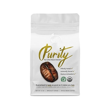 Purity Organic Coffee