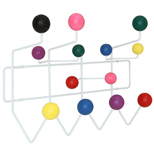 Rainbow Wall Coat Rack