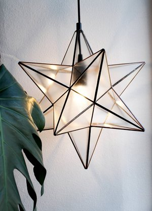 Geometric Star Light