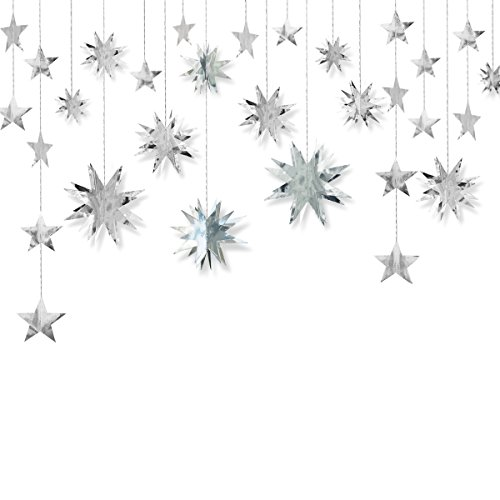 3D Star Decor Kit