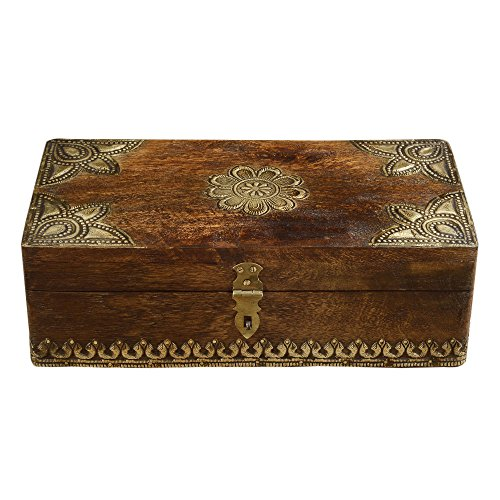 Rustic Jewelry Box