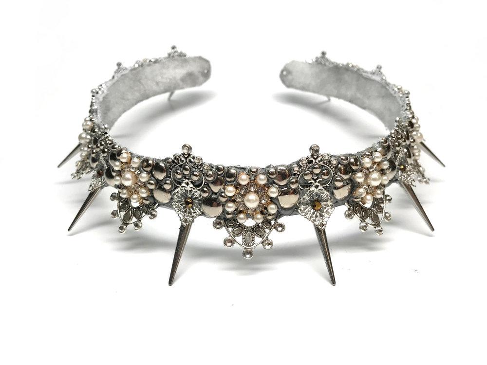 Mixed Metal Crown