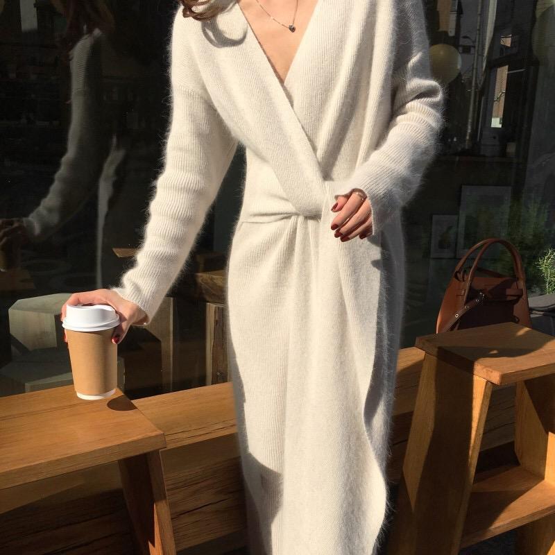 Slim Knitted Dress