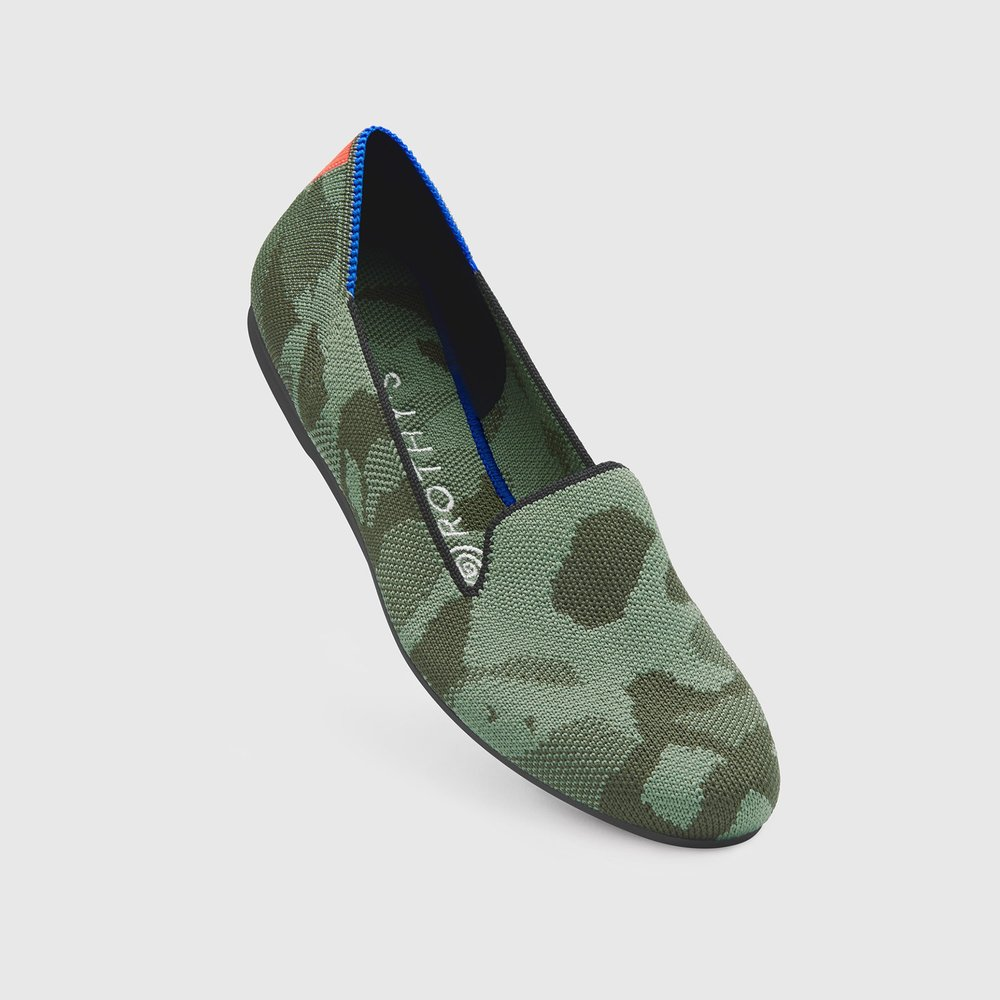 Camo Loafer