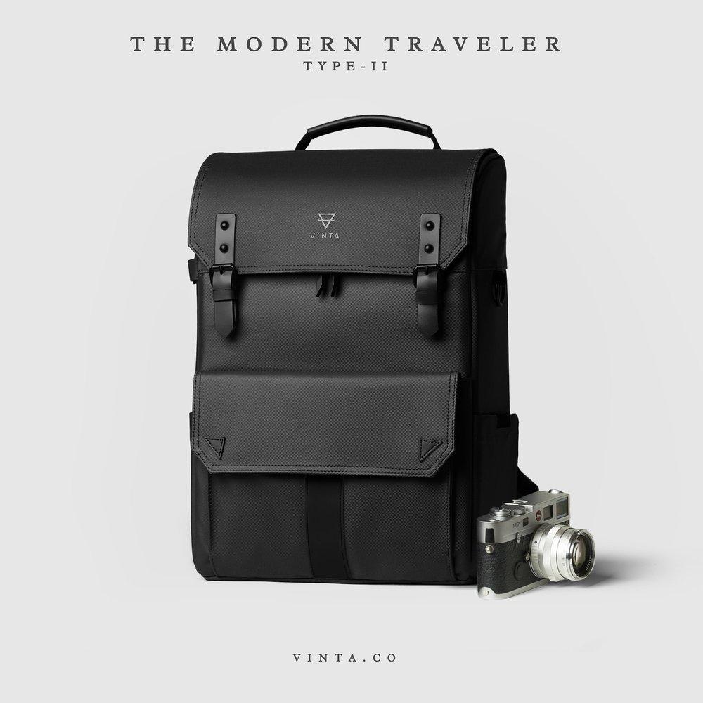 Travel Backpack Full Kit