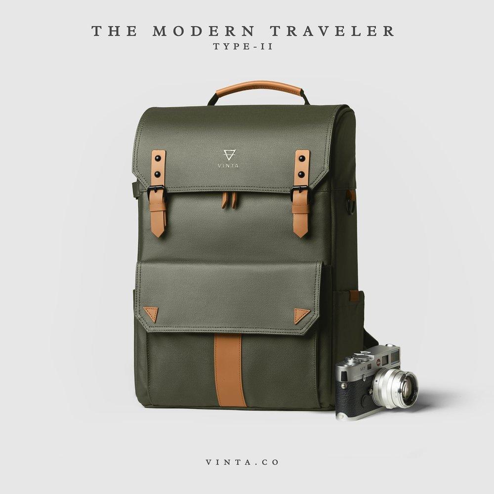 Camera Backpack Kit