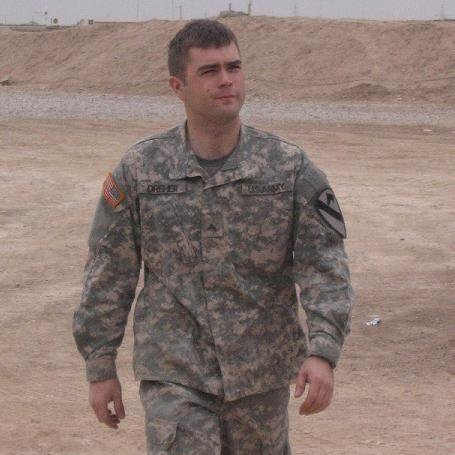 Veteran - I enlisted in the U.S. Army after graduating from high school in 2002. I served as a Cavalry Scout with the First Cavalry Division and served two tours of duty in Iraq. The army taught me to be a leader who takes the ideas from those around them, and put the best ones into action.