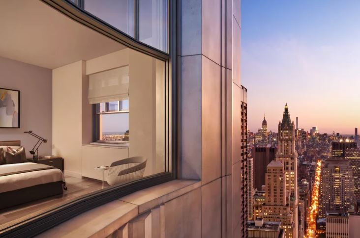 A Glimpse Into The Transformation of One Wall Street - March 22, 2019Skyline Windows is proud to be involved in the major transformation of One Wall Street. In addition to designing and replacing windows in the building years ago, Skyline will be involved in the new phase of this renovation - providing a custom version of our Series 100 Double Hung.Get more details about the commercial to luxury condo renovation by clicking the photo.{ Via curbed.com }