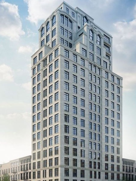 301 East 81st Street Tops Out! - March 20, 2019301 East 81st Street has officially topped out, standing 19 stories high. Skyline Windows is providing the Series 500-4 Inswing Casement and 1700 Terrace Door.Click the photo to learn more about this new development.{ Via newyorkyimby.com }