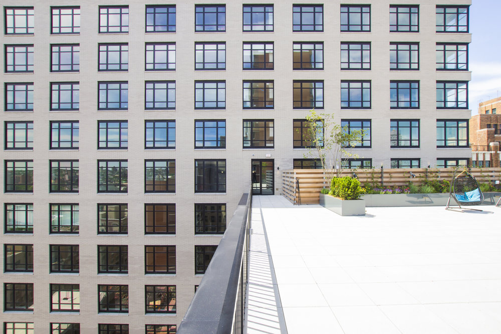 Skyline Exclusive: 210 Livingston - July 25, 2018Click on the photo to learn about Skyline's involvement in 210 Livingston Street, one of downtown Brooklyn's newest developments.