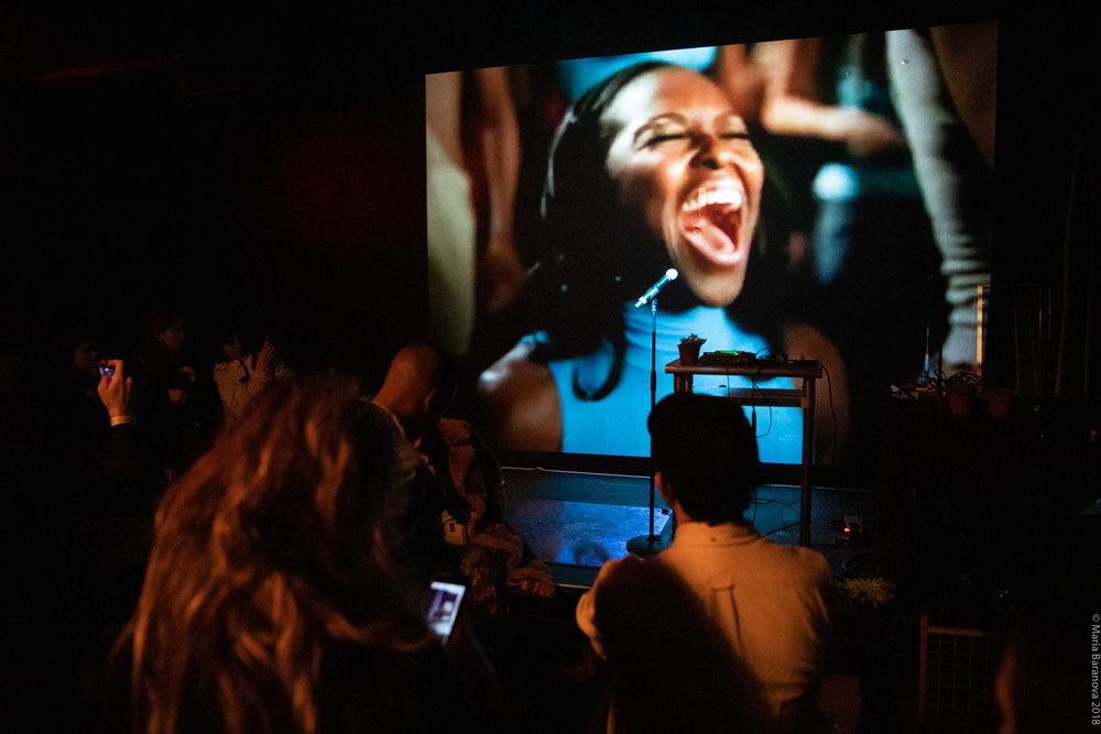 Fantastic Voyage w/ Lyrics HD,  2018  Performance with American Artist, Jackie Wang, NIC Kay, Raúl De Nieves, and NUNATS NEN-TUK NUTAKS DIPA (THE WRONG VOICE IS COMING OUT OF YOU) (Performance Space New York, NY. Photo: Maria Suzuki-Baranova)