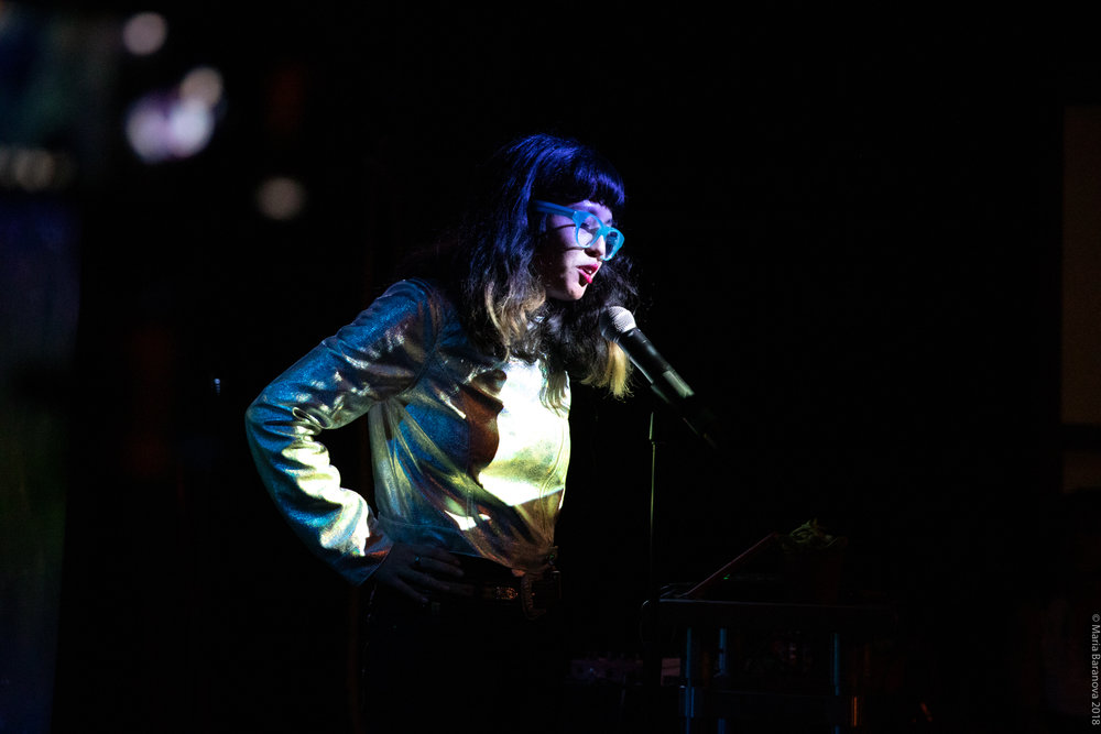 Fantastic Voyage w/ Lyrics HD,  2018  Performance with Jackie Wang, NIC Kay, Raúl De Nieves, and NUNATS NEN-TUK NUTAKS DIPA (THE WRONG VOICE IS COMING OUT OF YOU) (Performance Space New York, NY. Photo: Maria Suzuki-Baranova)
