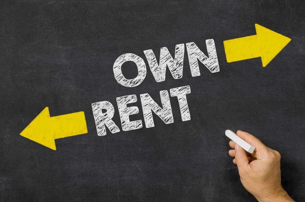 Rent vs Buy - Eric Bell Estates