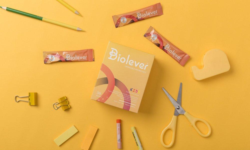 Biolever Kids Back To School blog