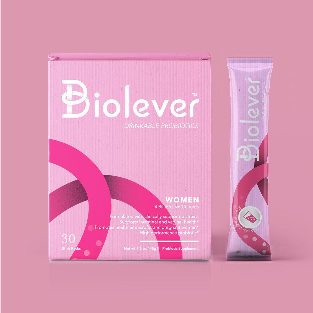 Biolever® Women Probiotics