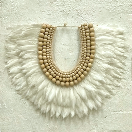 White Feather Bead Necklace.png