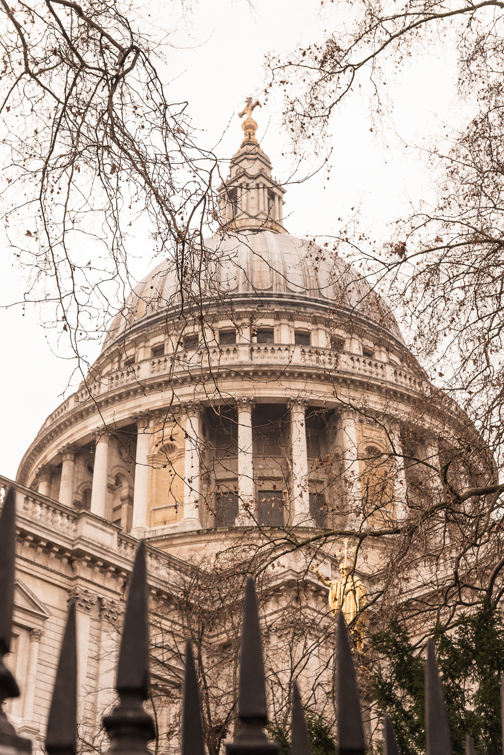St Paul's Cathedral, London Bernadette Meyers