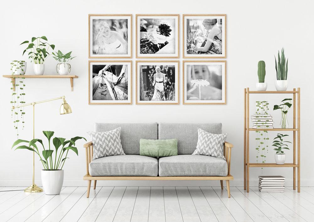 Bloom home wall decor, fine art photograph, Breeze Pics
