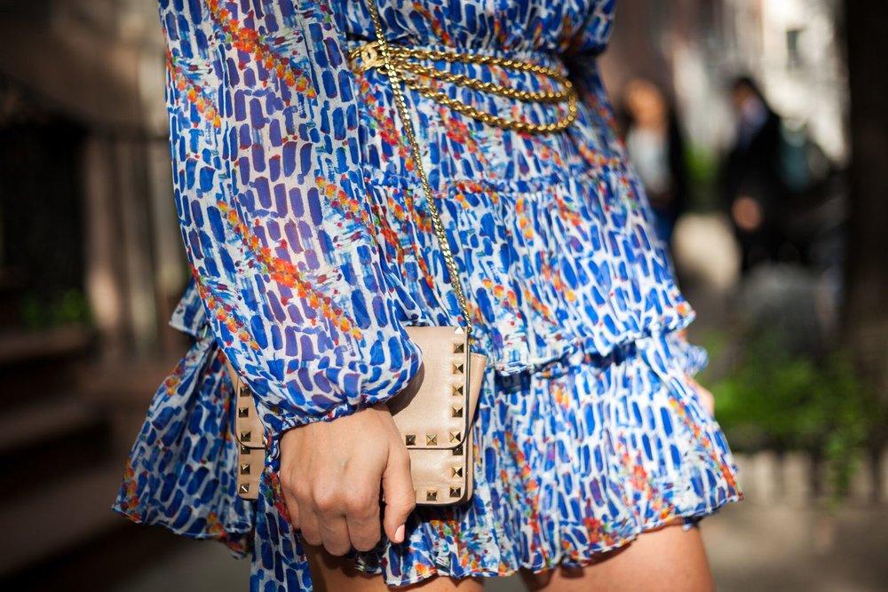 Valentino Mini Bag  Chanel Vintage Belt