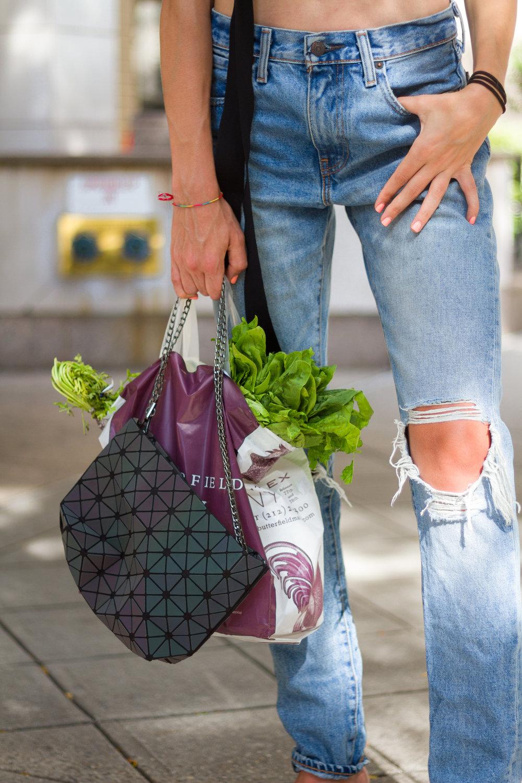 Jeans, Levi