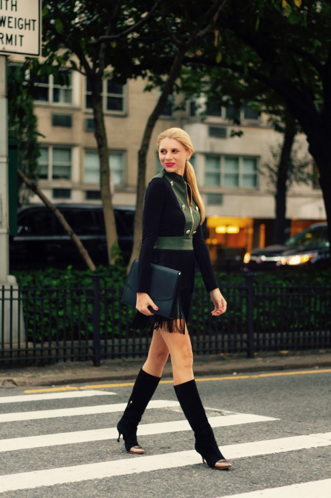 Dress, Mary D'aloia | Shoes, Vero Cuoio