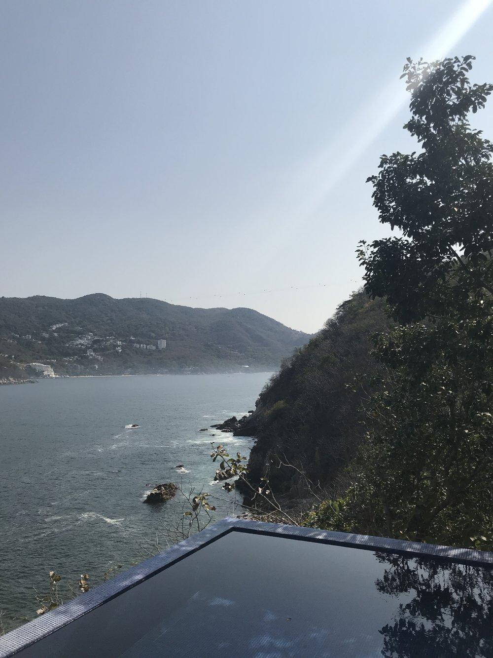 Private pool views<3