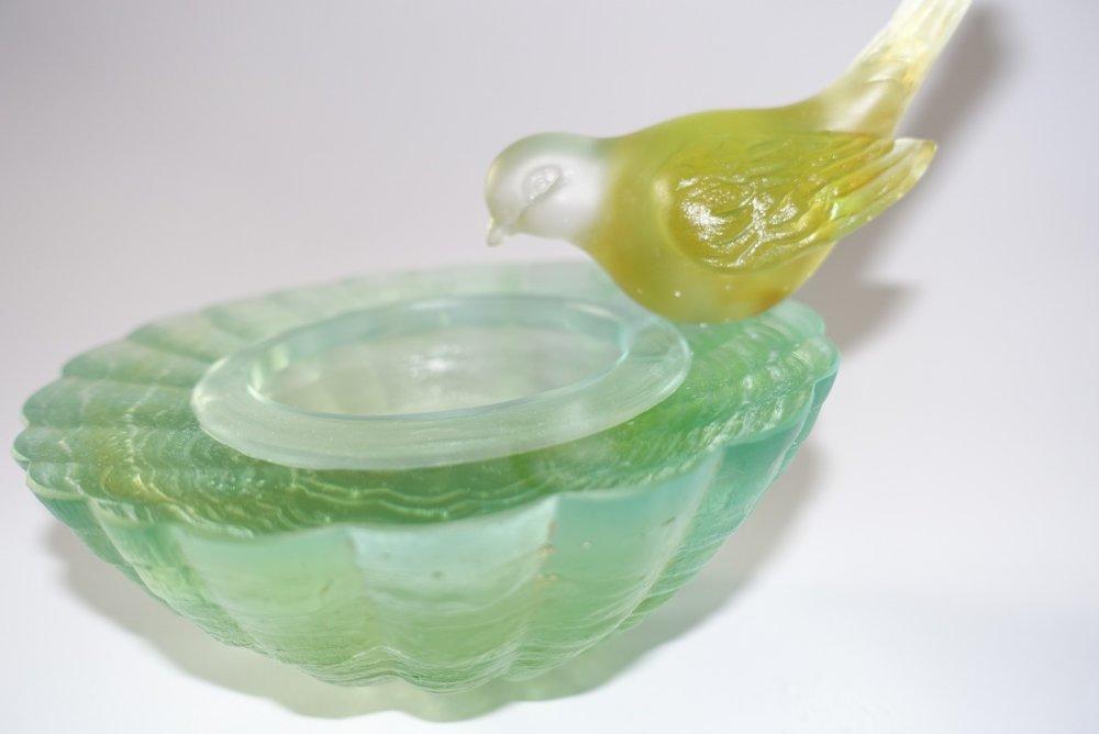 LEE Suzan - Ripple Bowl & Bird.jpg