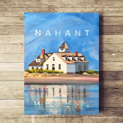 Nahant Life Saving Station 2