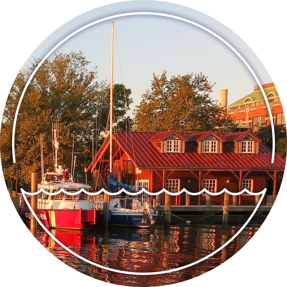 Old Town Alexandria VA Marina