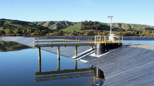 Masterton Wastewater Treatment Plant