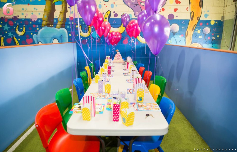 Kids Parties - Packages, Pricing & Bookings