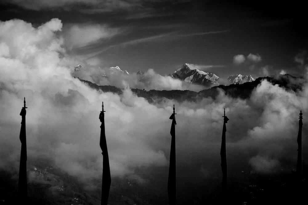 Kangchenjunga, India.