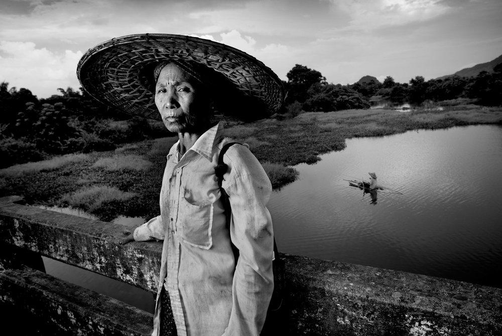 Kayin State, Burma.