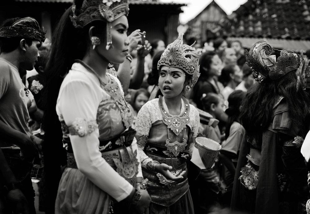 Ogoh-Ogoh Ceremony, Indonesia.