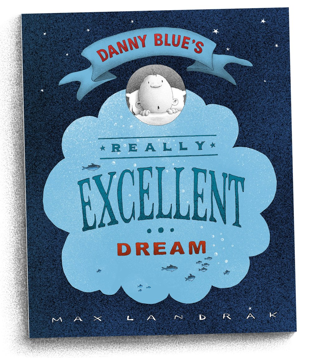 Danny Blue's Really Excellent Dream - Winner, 'Book of the Year 2018', Speech Pathology Australia.A Children's Book Council of Australia 'Notable Book 2018'.A story about a curious and inventive boy that will make kids think about how each of us sees the world.Danny Blue lives in a world where everything is blue. And while there are many different shades and hues, everything is essentially the same. But then one night Danny sees something in a dream that is unlike anything else. He tried to describe it, but no one can understand what he means, and so he decides to create the thing he saw in his Really Excellent Dream (or R.E.D.).